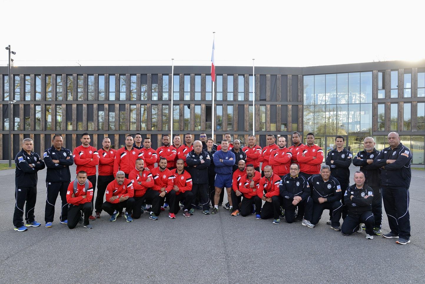 Photo: Centre National des Sports de la Défense